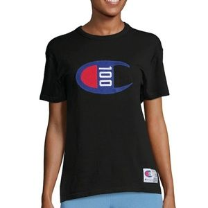 Champion NWT Black Special Edition Tee